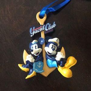 WDW Yacht Club ornament